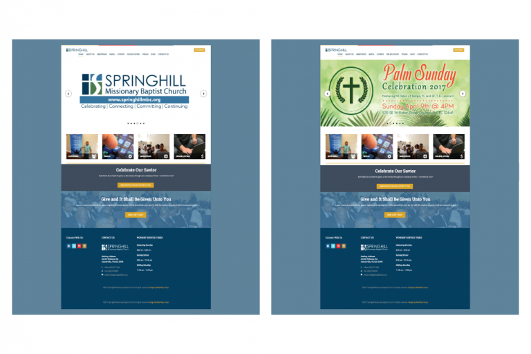 Springhill-site